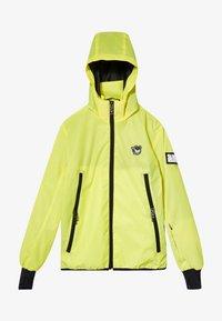 SuperRebel - BOYS REFLECTIVE  - Hardshell jacket - yellow reflective - 3