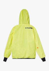 SuperRebel - BOYS REFLECTIVE  - Hardshell jacket - yellow reflective - 1