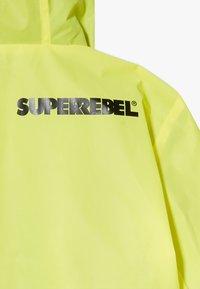 SuperRebel - BOYS REFLECTIVE  - Hardshell jacket - yellow reflective - 2