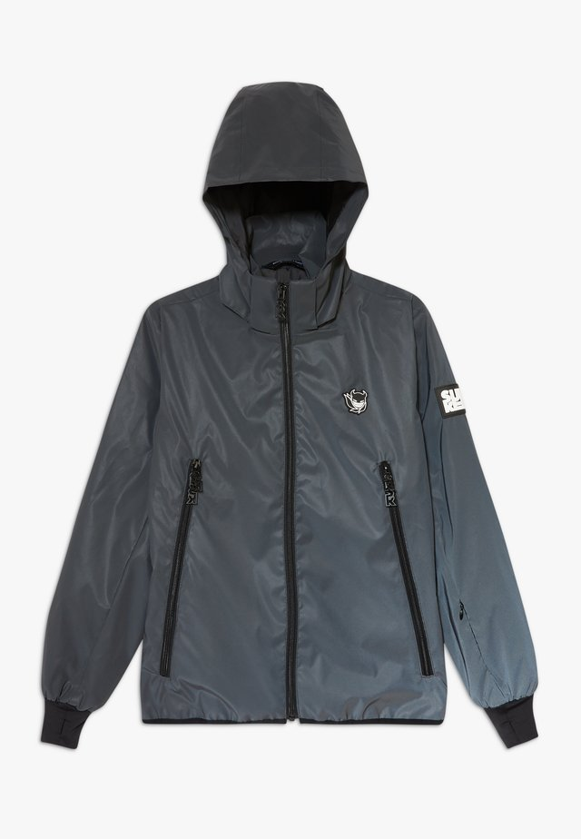 BOYS REFLECTIVE  - Hardshell jacket - black