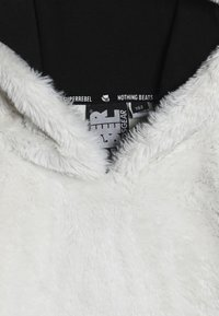 SuperRebel - GIRLS HOODED - Mikina s kapucí - off white - 4