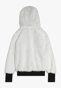 SuperRebel - GIRLS HOODED - Mikina s kapucí - off white - 1