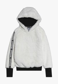 SuperRebel - GIRLS HOODED - Mikina s kapucí - off white - 0