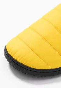 SUBU - Drewniaki i Chodaki - yellow - 5