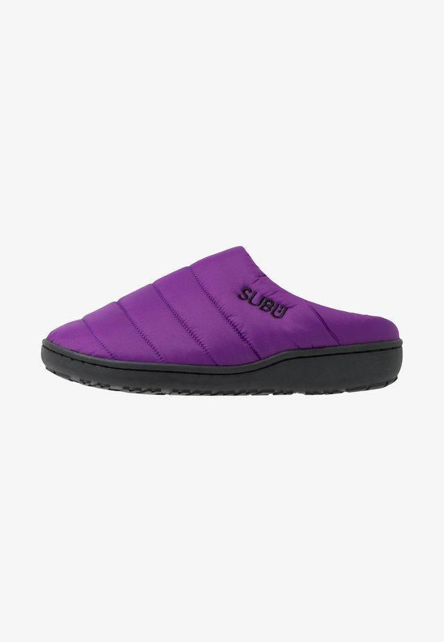 Clogs - purple