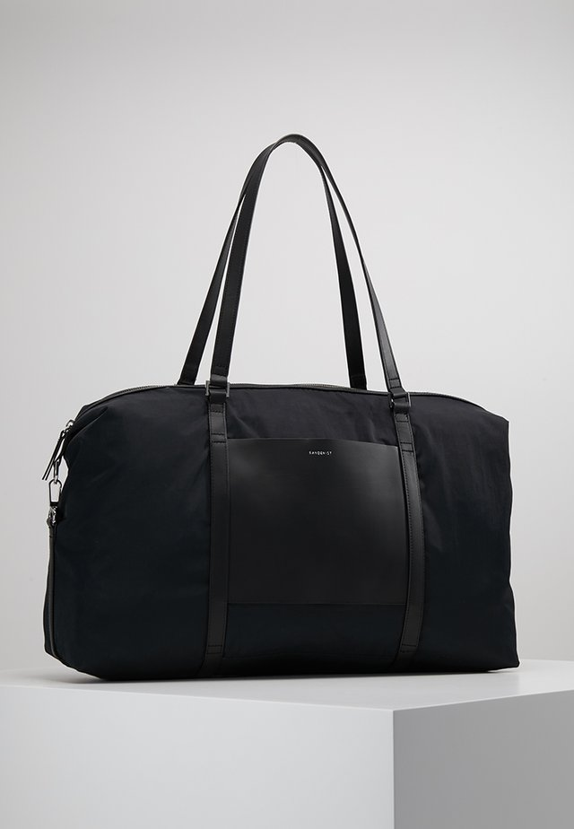 HELLEN - Weekendbag - black