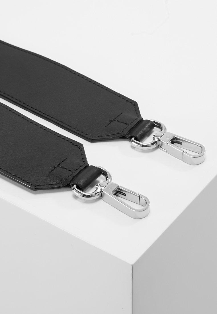 Sandqvist - SHOULDER STRAP  - Accessoires Sonstiges - black/beige