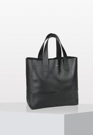 IRIS - Torba na zakupy - black