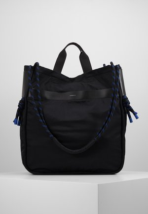 ASTRID - Shopping bag - black