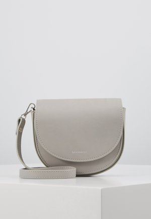 VENDELA  - Schoudertas - stone grey