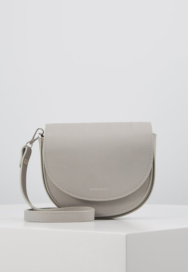 VENDELA  - Across body bag - stone grey