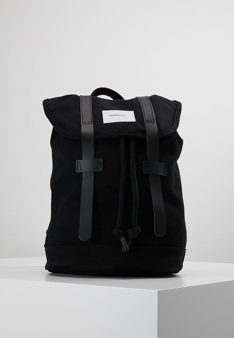 Sandqvist - STIG SMALL - Tagesrucksack - black