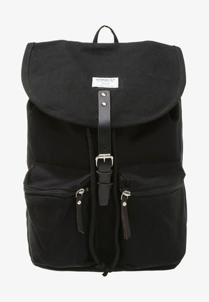 ROALD GROUND - Ryggsekk - black