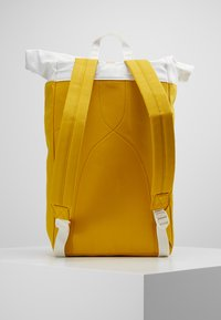 Sandqvist - DANTE - Ryggsekk - multi yellow / off white - 2