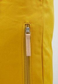 Sandqvist - DANTE - Ryggsekk - multi yellow / off white - 6