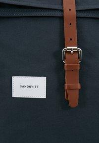 Sandqvist - DANTE - Ryggsekk - blue - 7