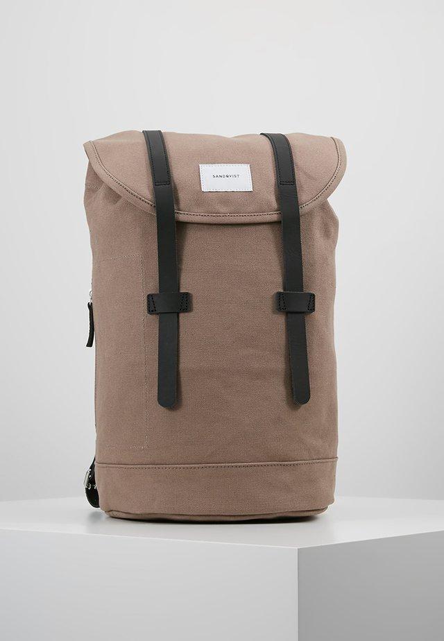 STIG - Sac à dos - earth brown/navy