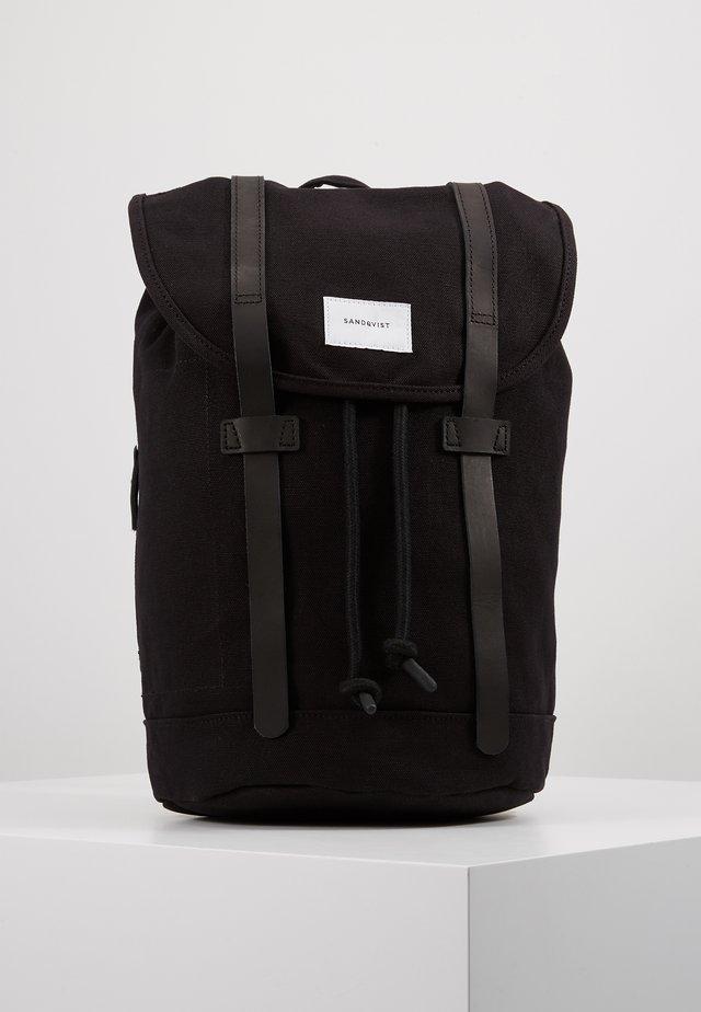 STIG - Plecak - black