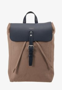 Sandqvist - ALVA  - Reppu - earth brown/navy - 5