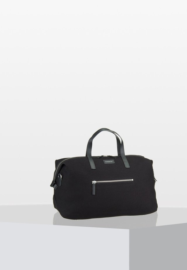 HOLLY - Weekendbag - black
