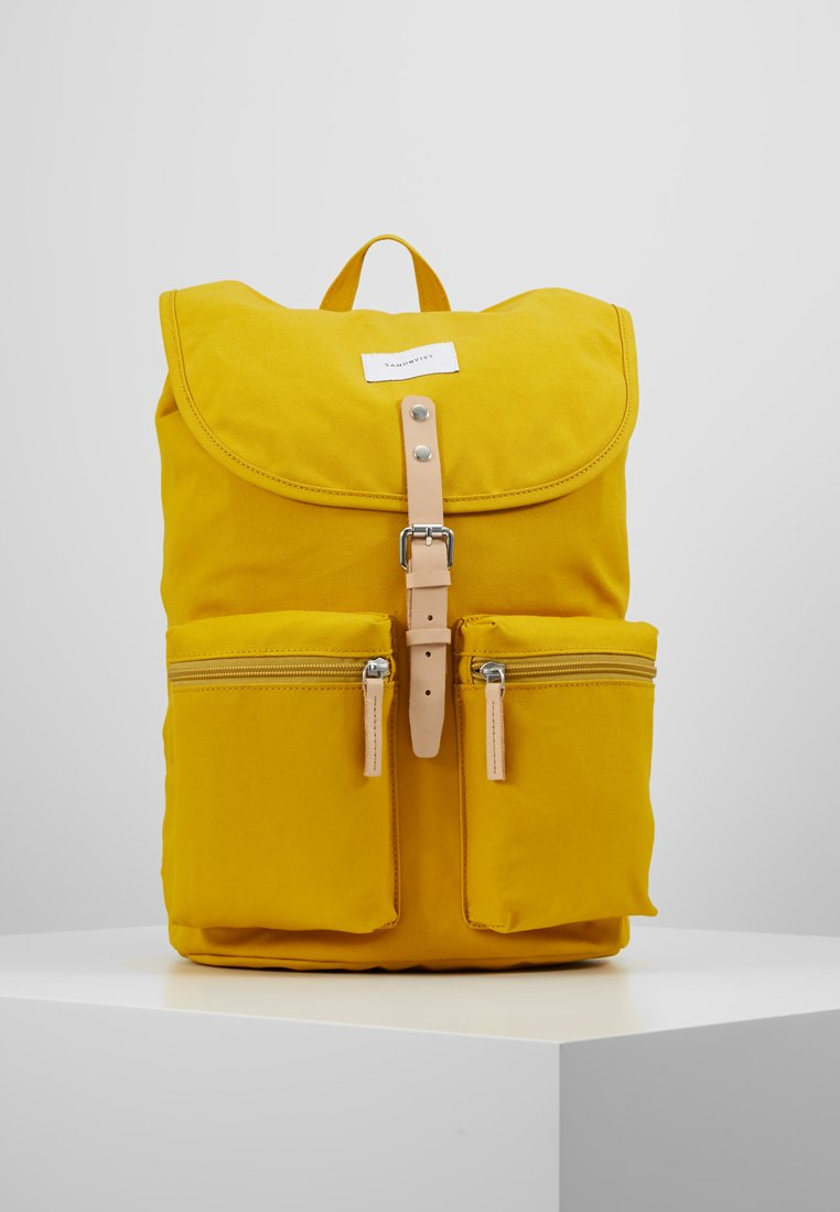 Sandqvist - ROALD - Mochila - yellow
