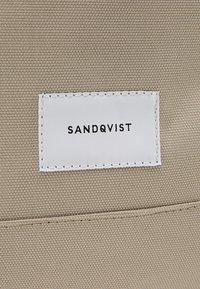 Sandqvist - HARALD - Ryggsekk - multi beige/blue - 10