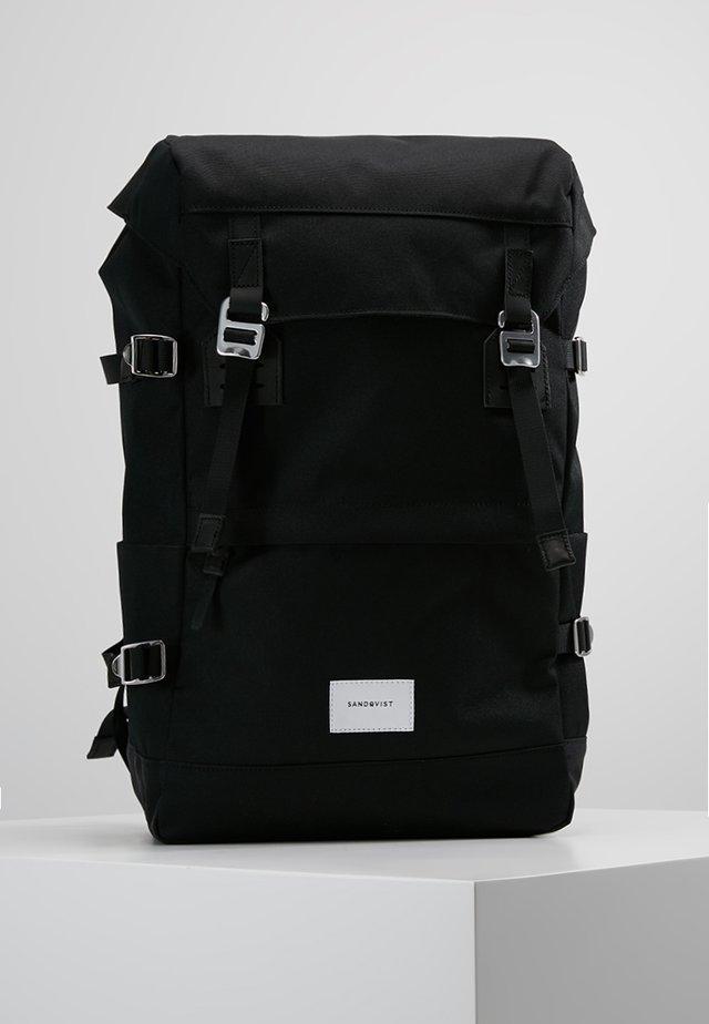 HARALD - Tagesrucksack - black