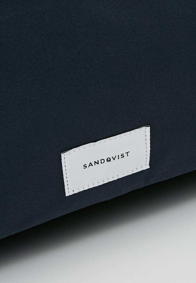 Sandqvist Emil - Borsa Porta Pc Navy/cognac 4vqONfH