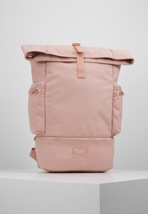 VERNER - Batoh - dusty pink