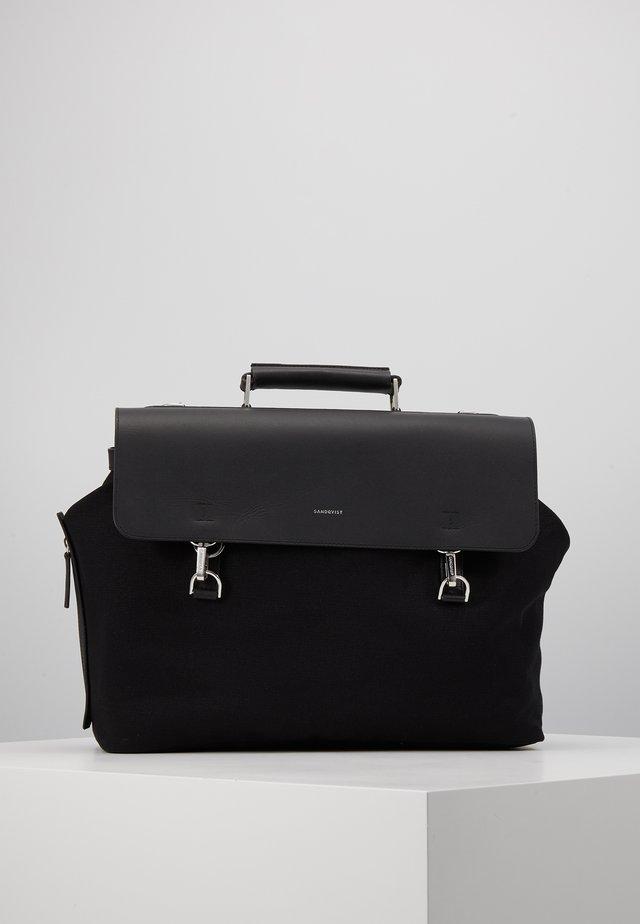 JONES HOOK - Plecak - black
