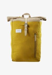Sandqvist - DANTE - Ryggsekk - yellow/beige - 1