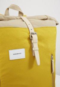 Sandqvist - DANTE - Rygsække - yellow/beige - 5