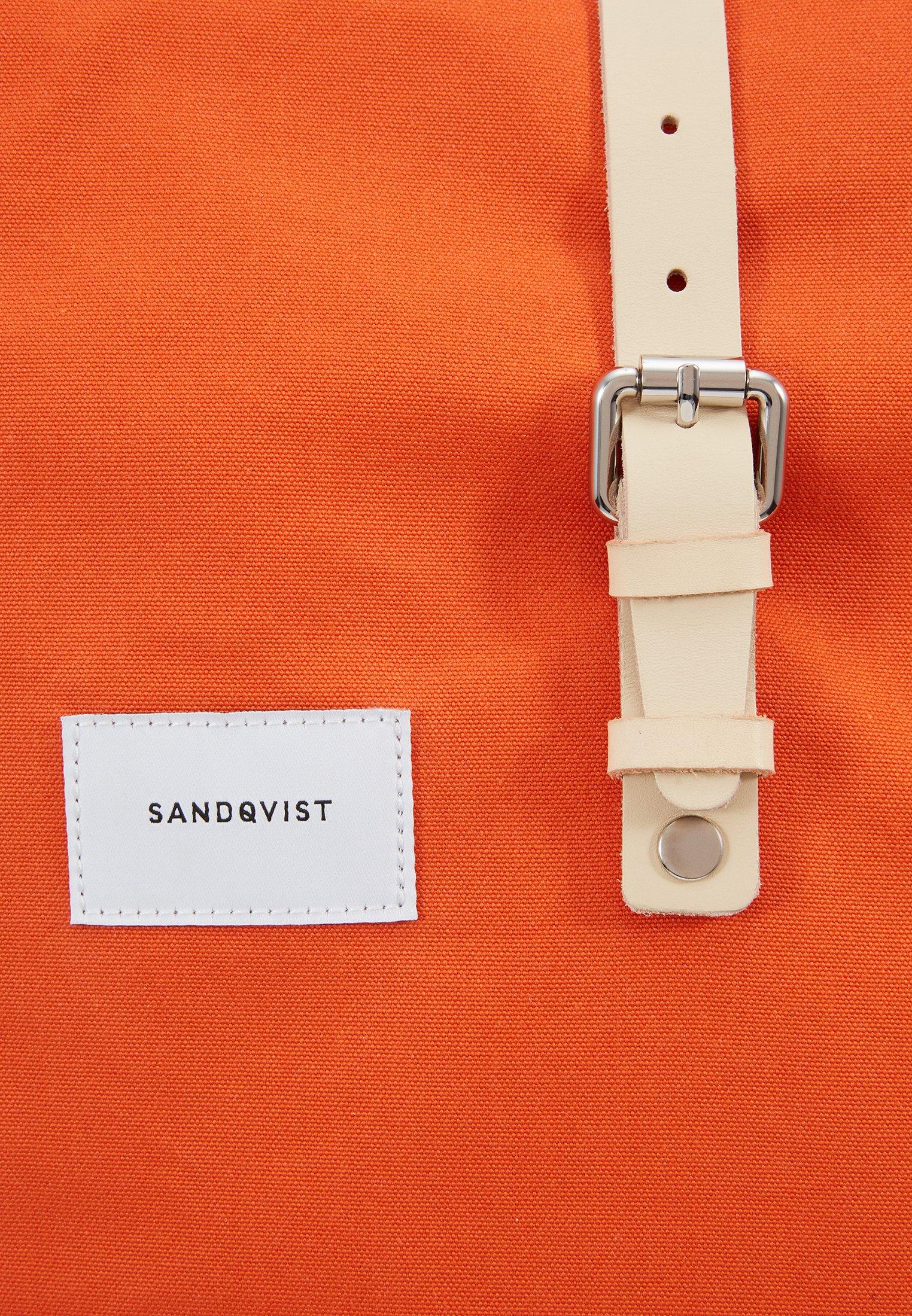 Sandqvist DANTE - Ryggsekk - poppy red