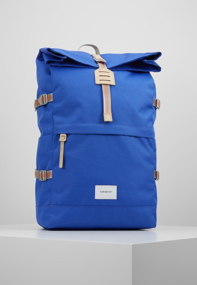 BERNT - Mochila - bright blue
