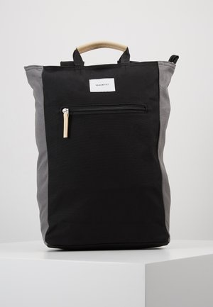 TONY - Sac à dos - grey/black