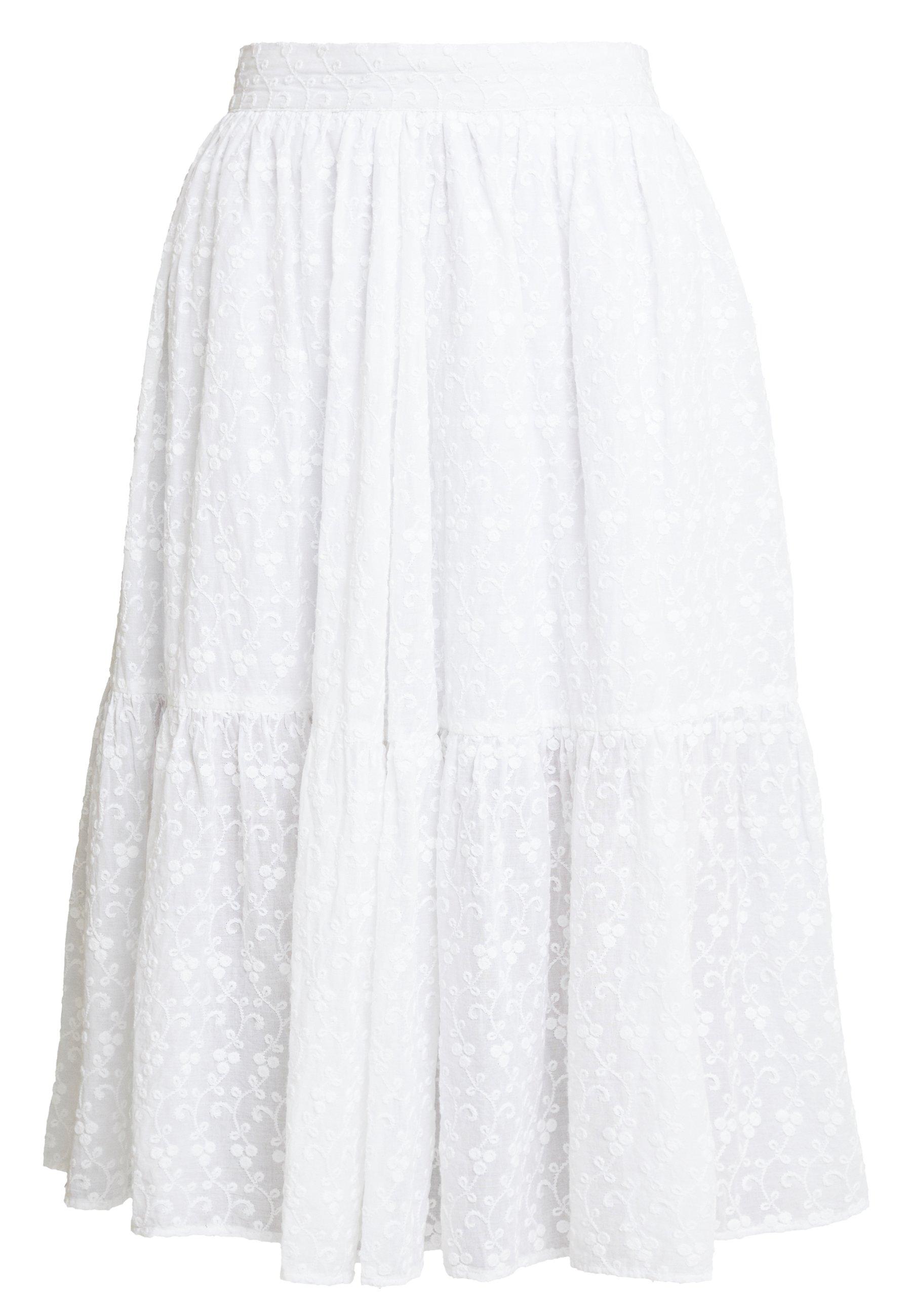 Stella Nova LIV - Gonna a campana - white 57Ki656R