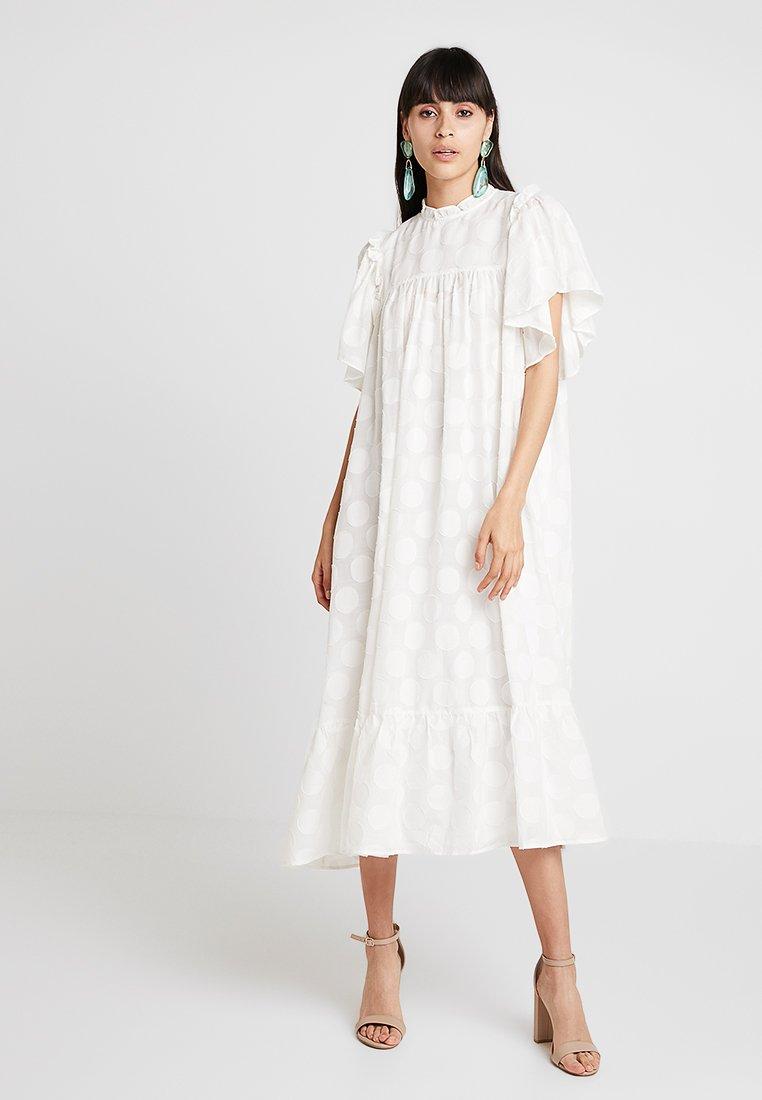 Stella Nova - PEN - Maxi dress - ecru