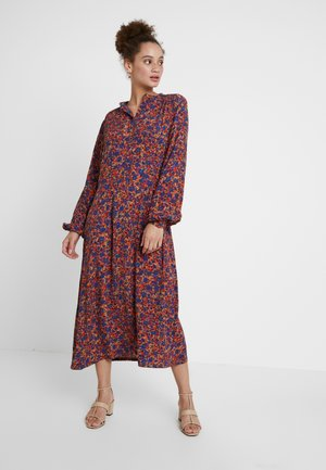 Skjortekjole - multi-coloured