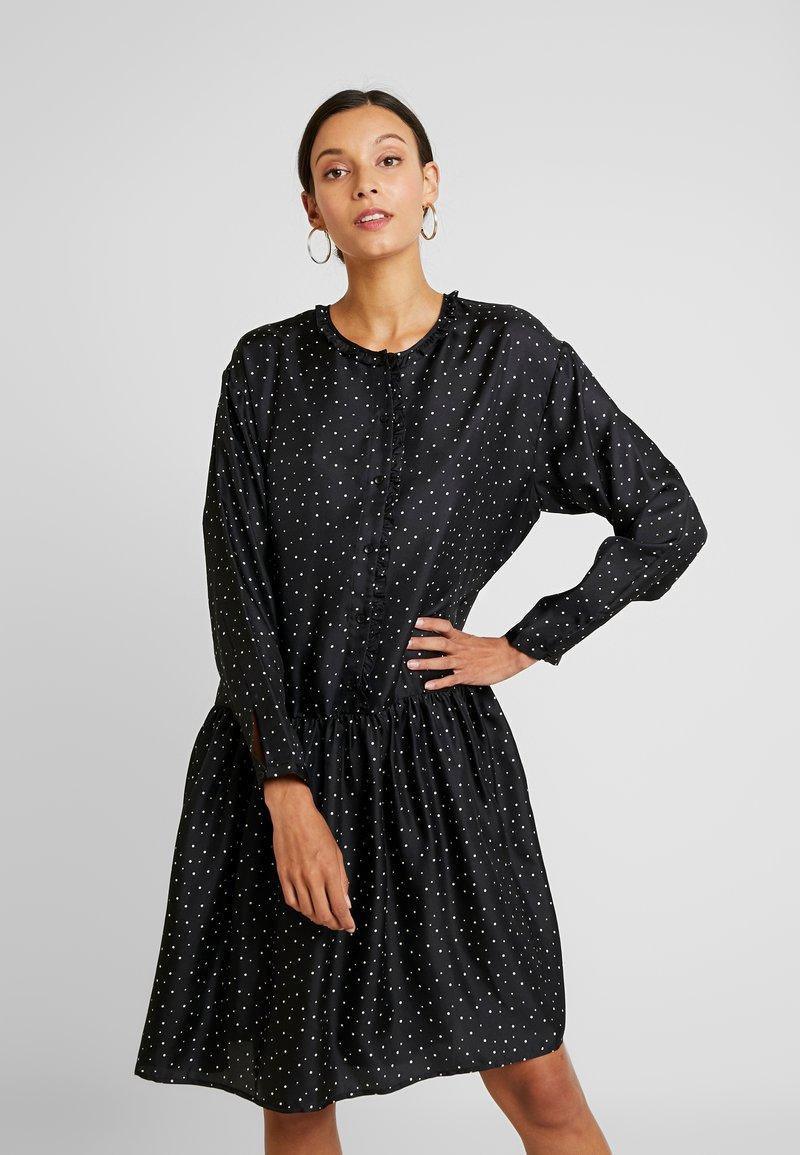 Stella Nova - MYRA - Day dress - black/white