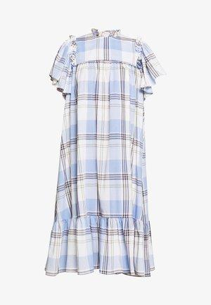PEN - Korte jurk - light blue