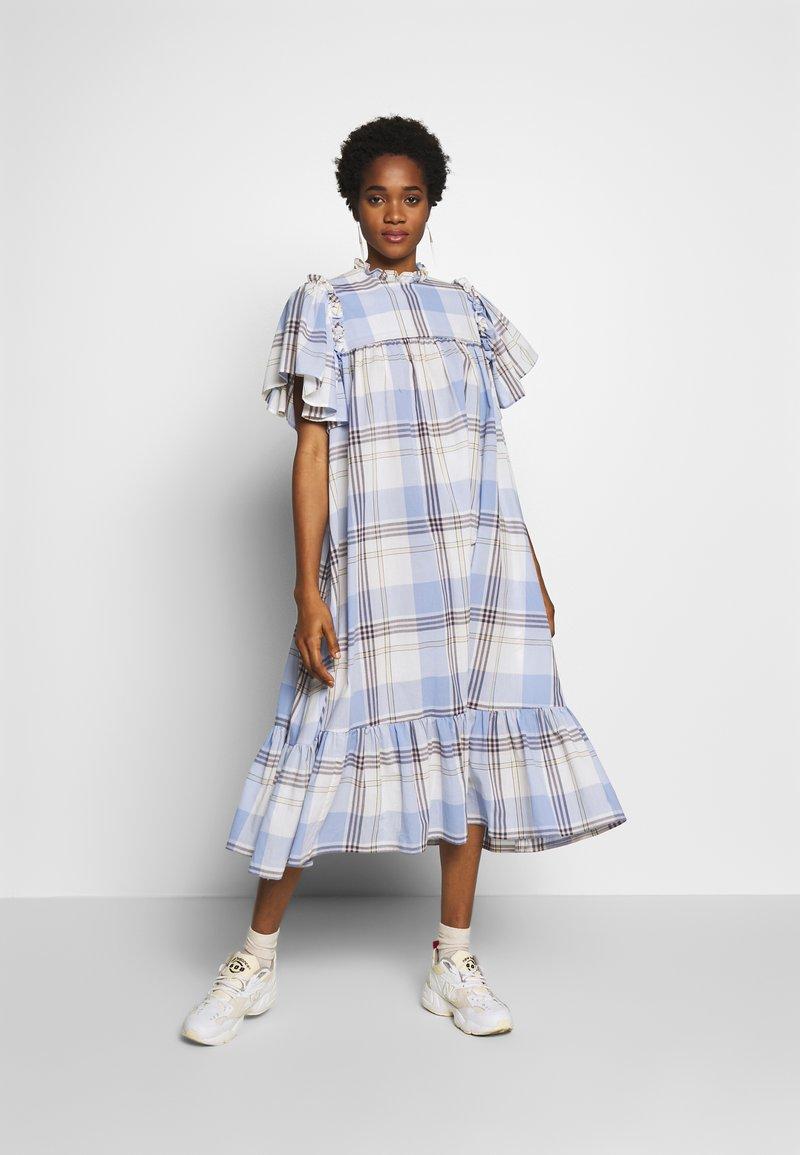 Stella Nova - PEN - Denní šaty - light blue