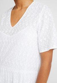 Stella Nova - MANNY - Vapaa-ajan mekko - white - 6