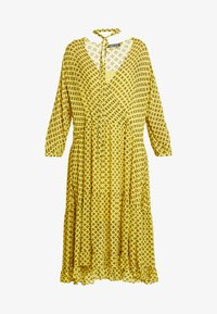 Stella Nova - MILO 2-IN-1 - Denní šaty - yellow/black - 4