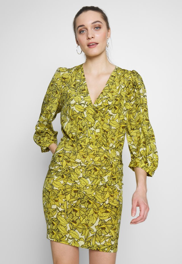 LANI - Day dress - yellow tones