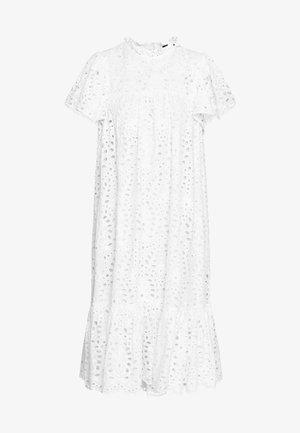 PEN - Korte jurk - white