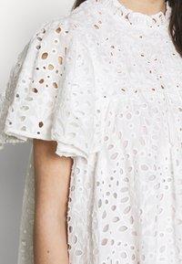 Stella Nova - PEN - Denní šaty - white - 8