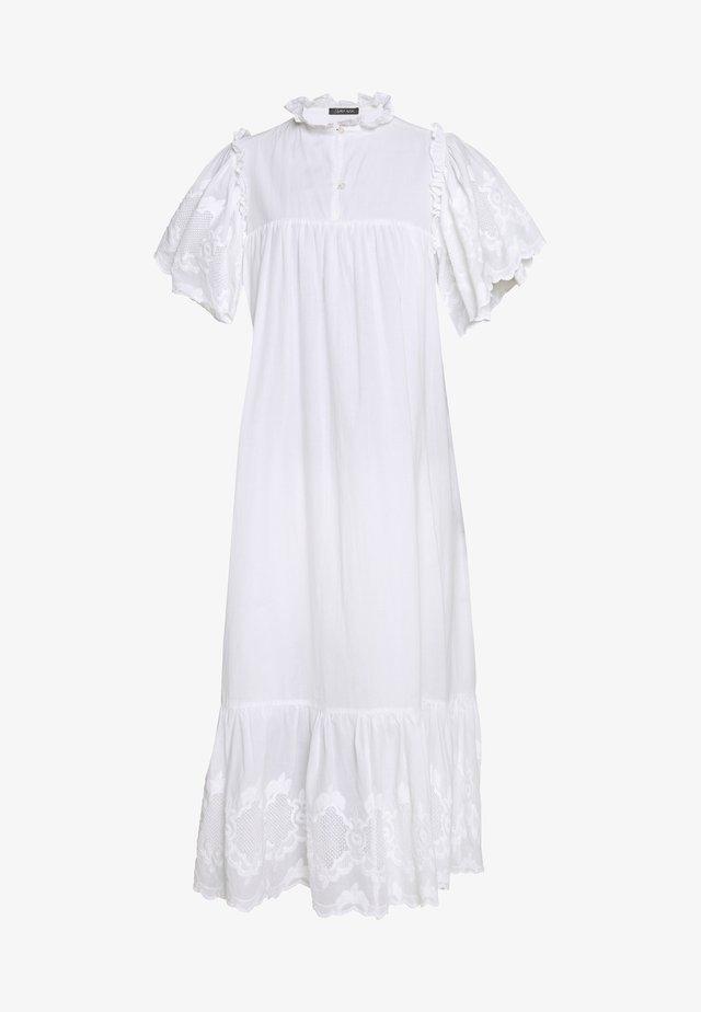 PEN - Maxi-jurk - white