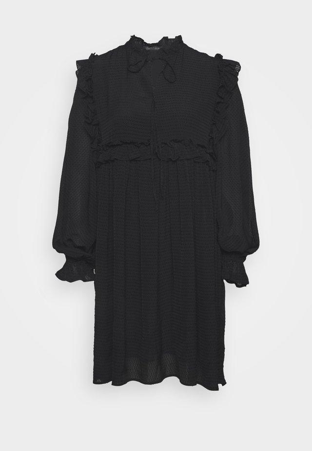 IZA - Denní šaty - black
