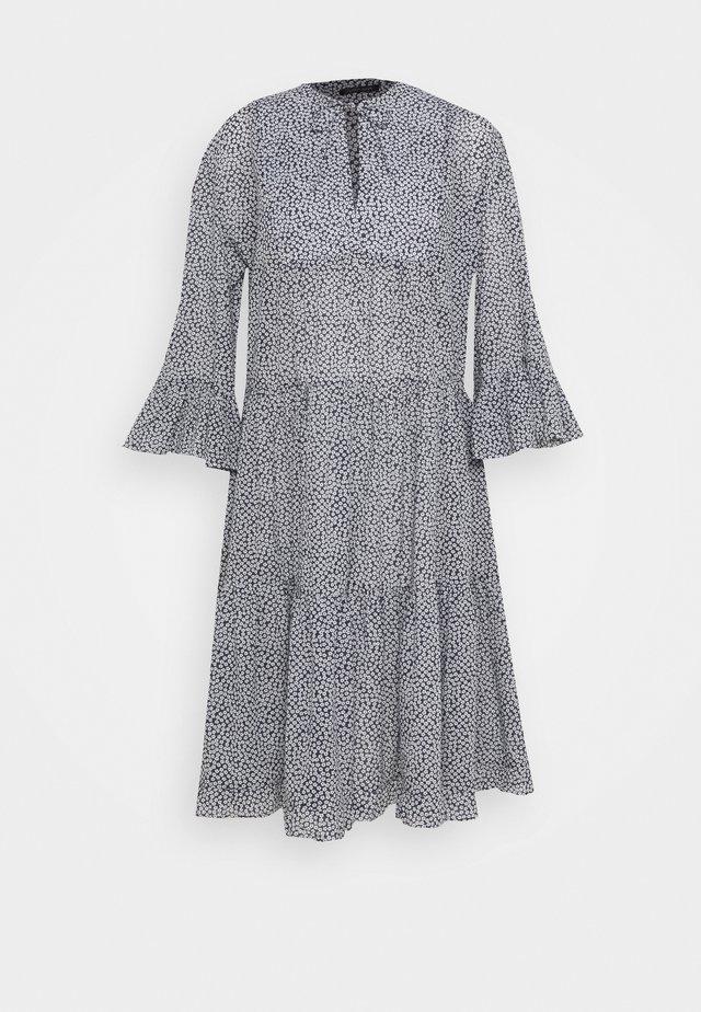 KIMI - Day dress - mykonos blue
