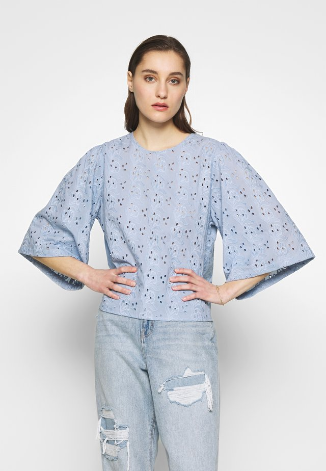 IRA - Blouse - soft blue